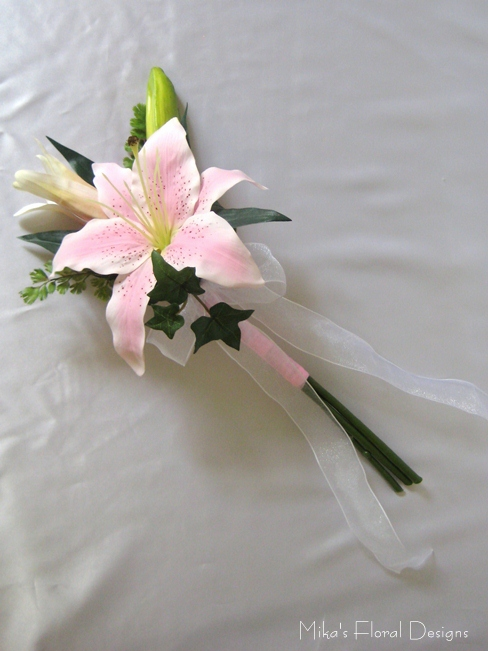 Best Single Flower Wedding Bouquet Contemporary - Styles & Ideas ...