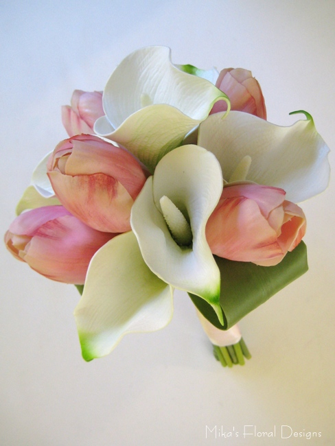 real_touch_artificial_calla_lily_tulip_flower_girls_bouquet.jpg