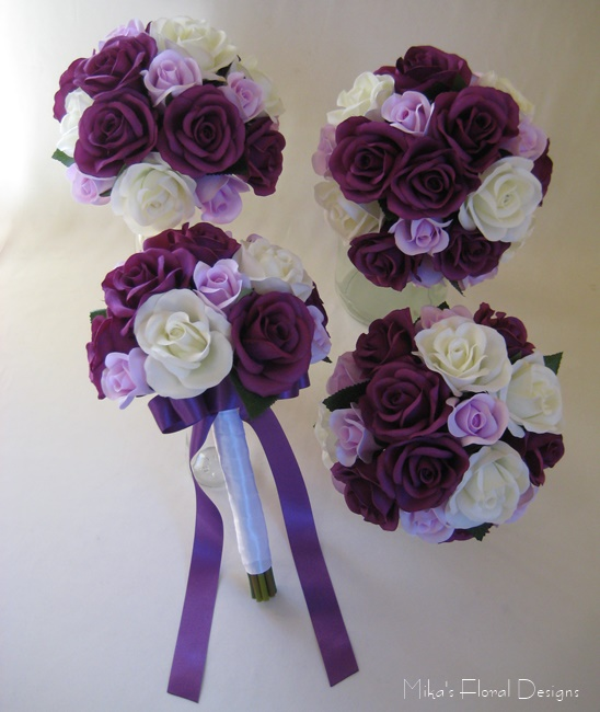 Artificial Wedding Flowers By Mika 39 S Floral Designs