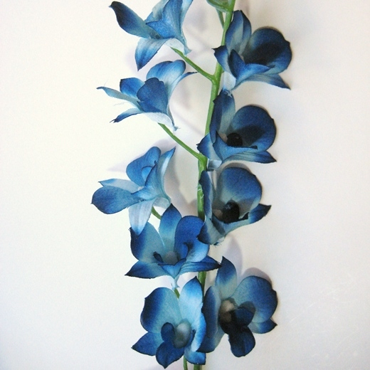 Artificial Orchid Wedding Bouquets Quality Silk Flowers
