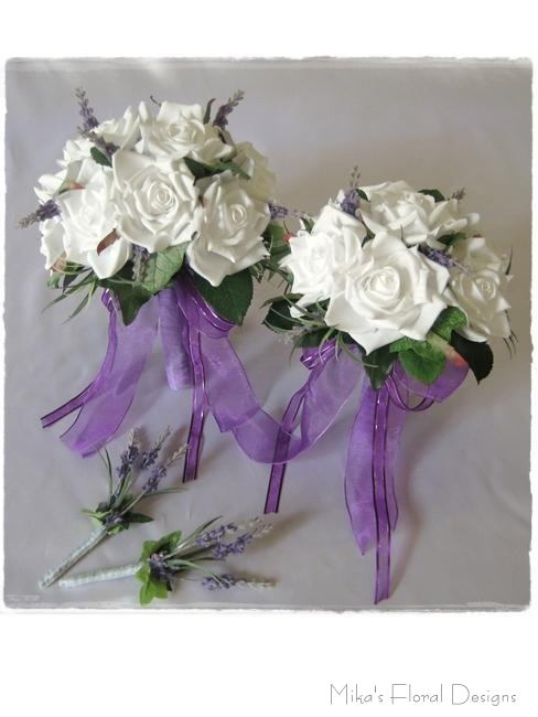 Artificial Wedding Flowers By Mika Floral Designs