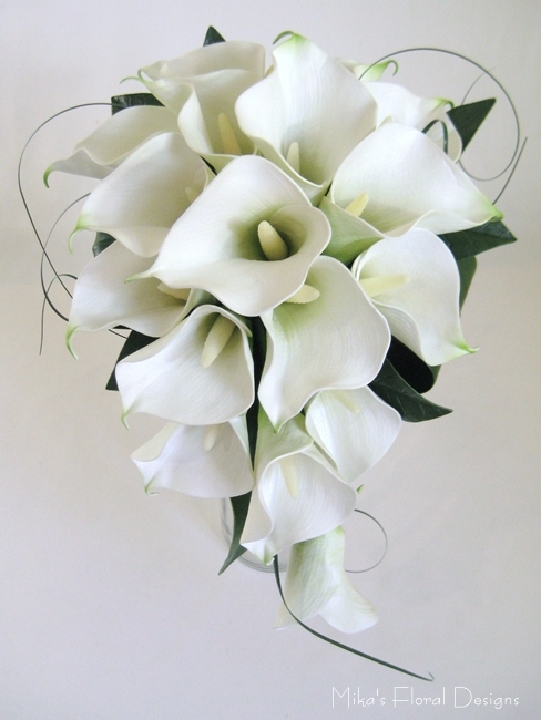 calla lilies wedding bouquet artificial wedding bouquets quality silk flowers 2381